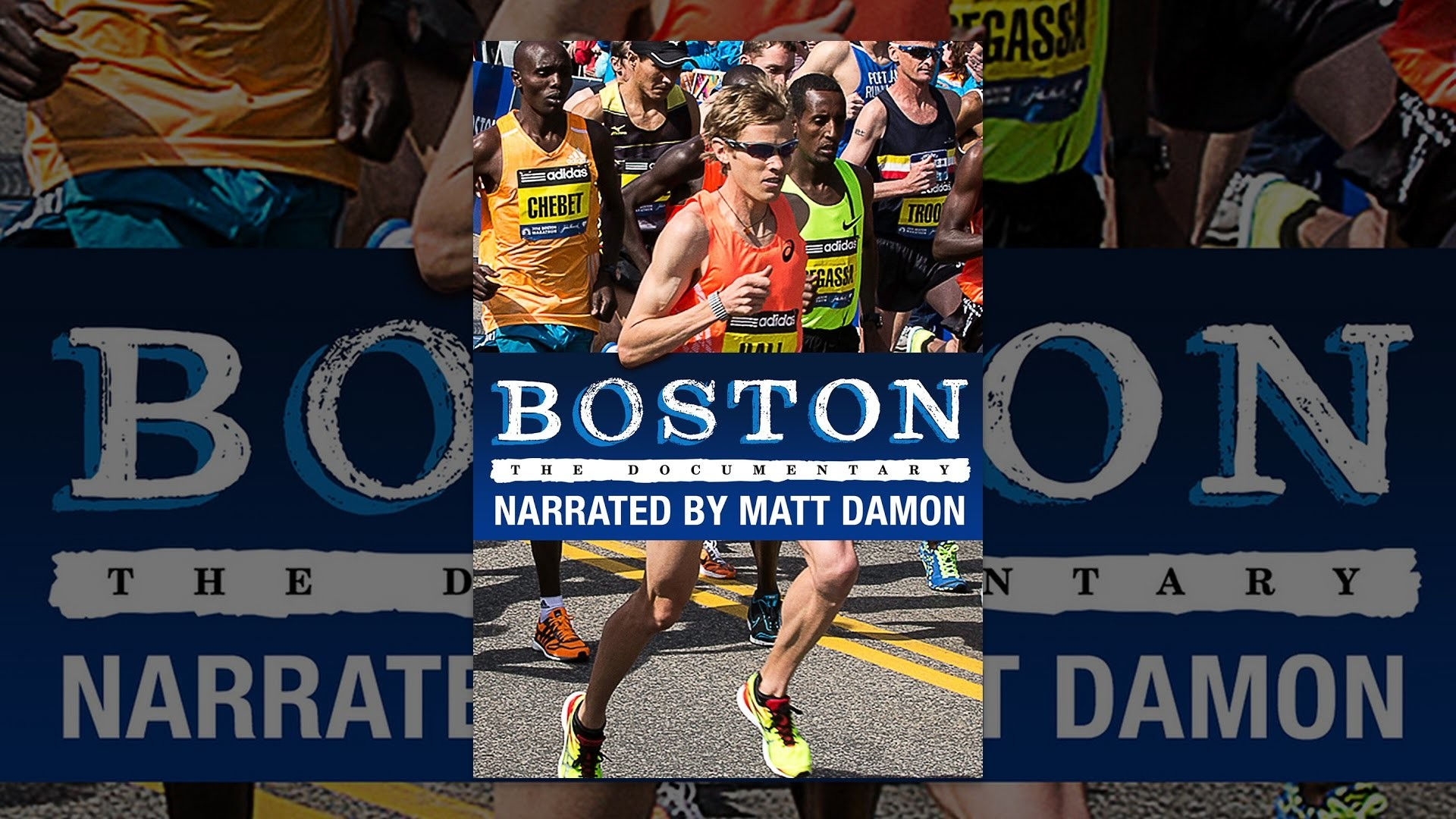 Boston narrated by Matt Damon on the big screen April 12-19 in Boston