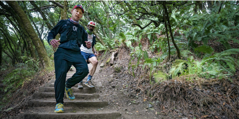 For Just the Second Time Ever, a Runner Completes a Quad Quad Dipsea