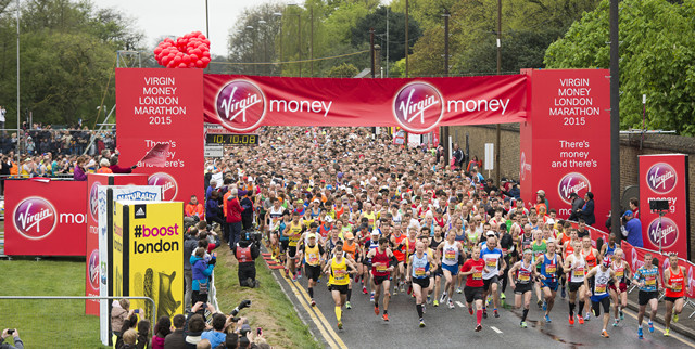 Virgin Money has extended its sponsorship of the London Marathon for another year