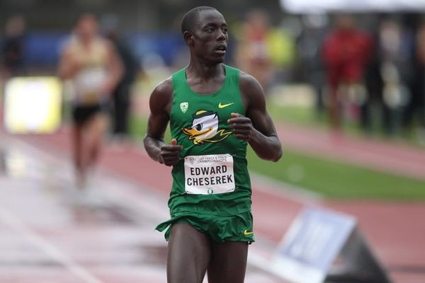 17 time NCAA champion distance runner Edward Cheserek will make his Carlsbad 5000 debut