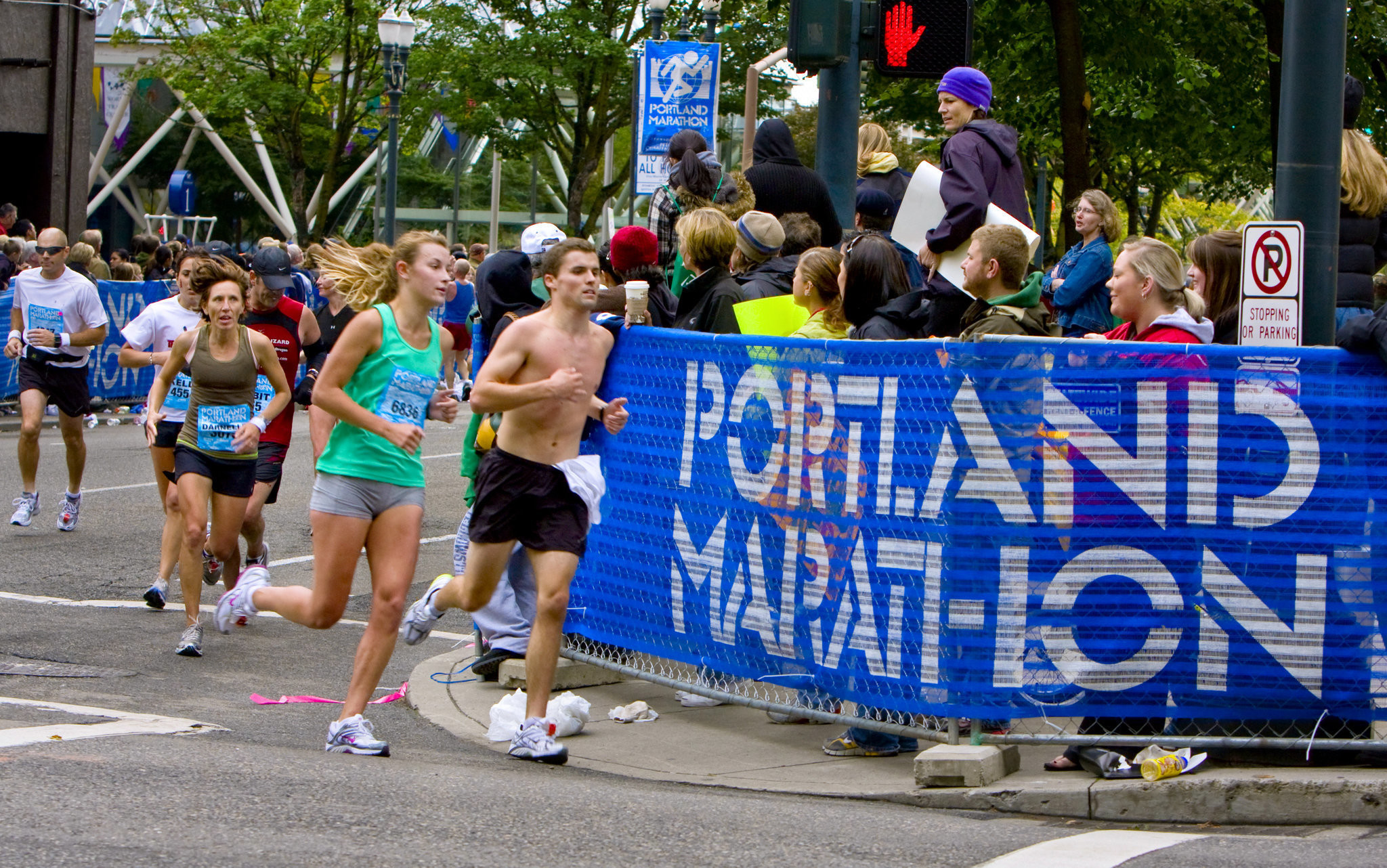 The 2018 Portland Marathon is back in play, details should be announced in early June