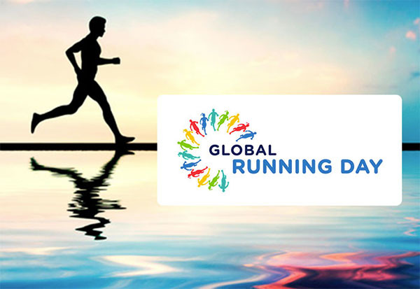 Local Running Community Comes Together to Celebrate Global Running Day Virtually