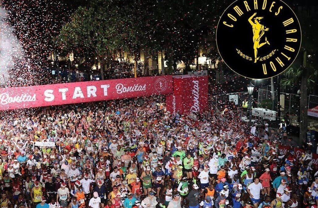 The Comrades Marathon will be offering a virtual alternative