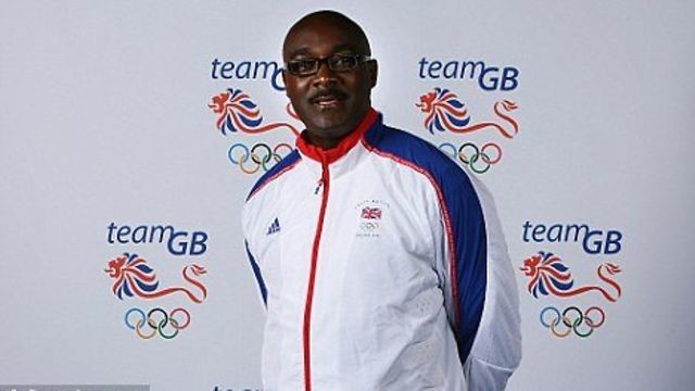 British sprints coach Lloyd Cowan died at the age of 58