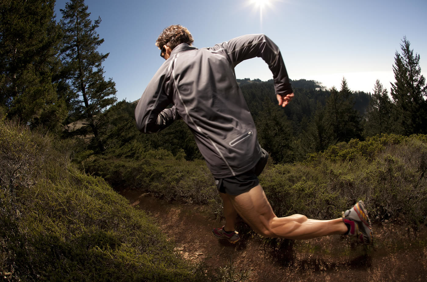 The mission of Dean Karnazes is to help all of us get off the couch and on our feet