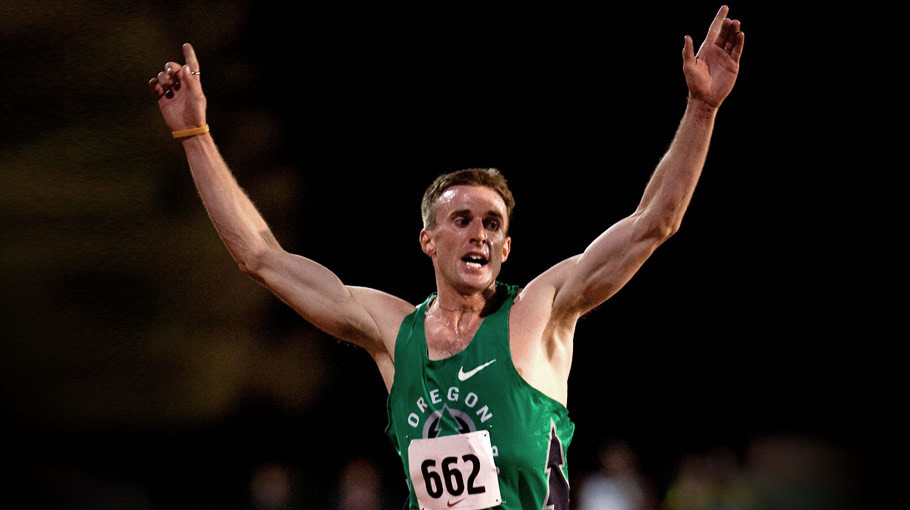 The date was May 1, 2010, the place Stanford and on the track running the race of his life was Chris Solinsky