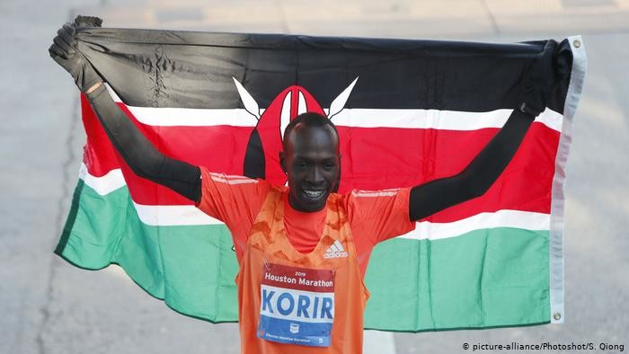 Kenyan runners are not earning money, not able to train as hard as usual but are trying to be positive during this COVID-19 crisis
