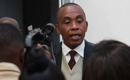 Kiambu Senator Kimani Wamatangi will run the Standard Chartered Marathon