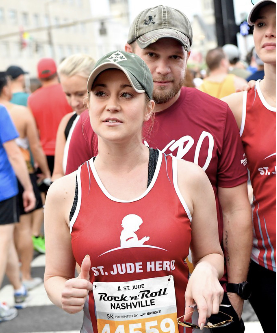 The Rock 'n' Roll Nashville Marathon and Half Marathon scheduled for Saturday has been canceled due to the rising number of COVID-19 cases in the area.