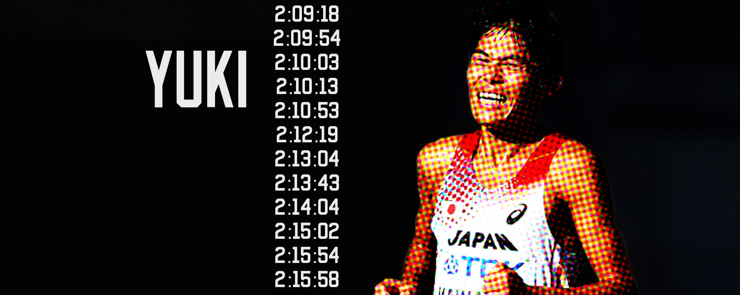 Japan's Yuki Kawauchi's stats Puts Him at the top of the World