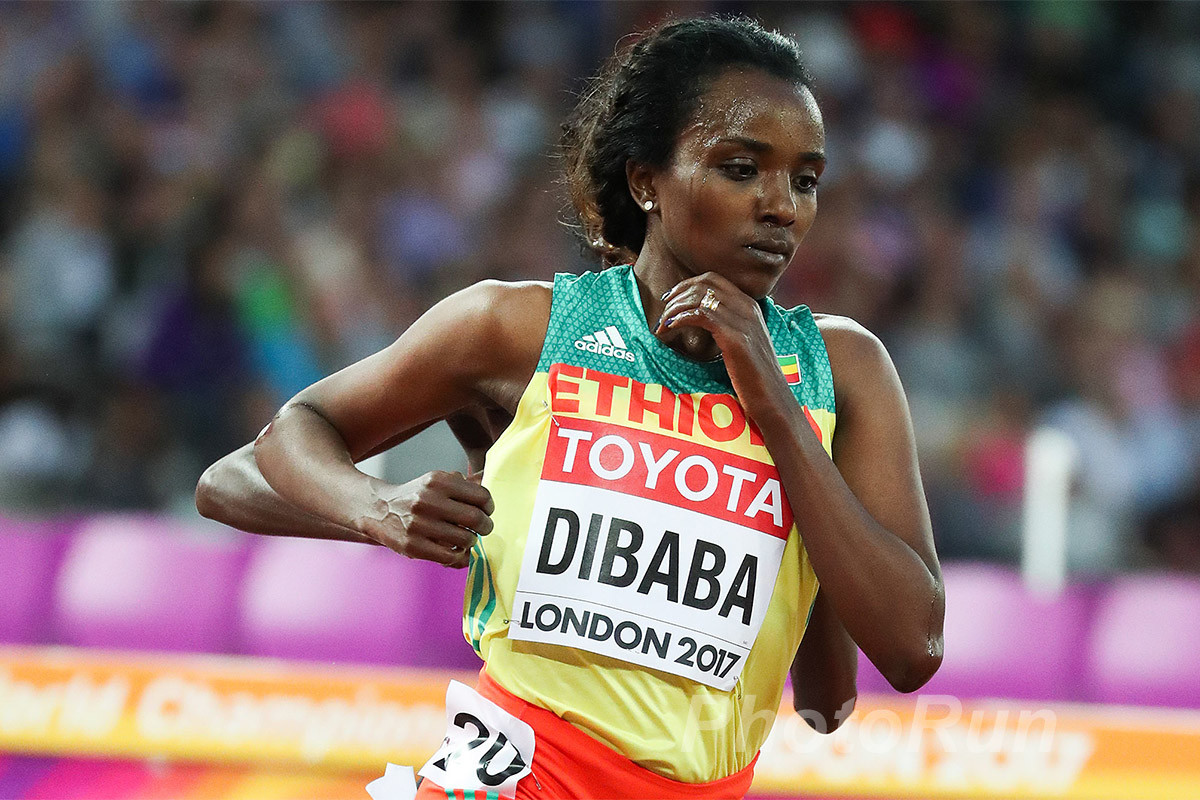 Dibaba and Wanjiru added to London Marathon Fields