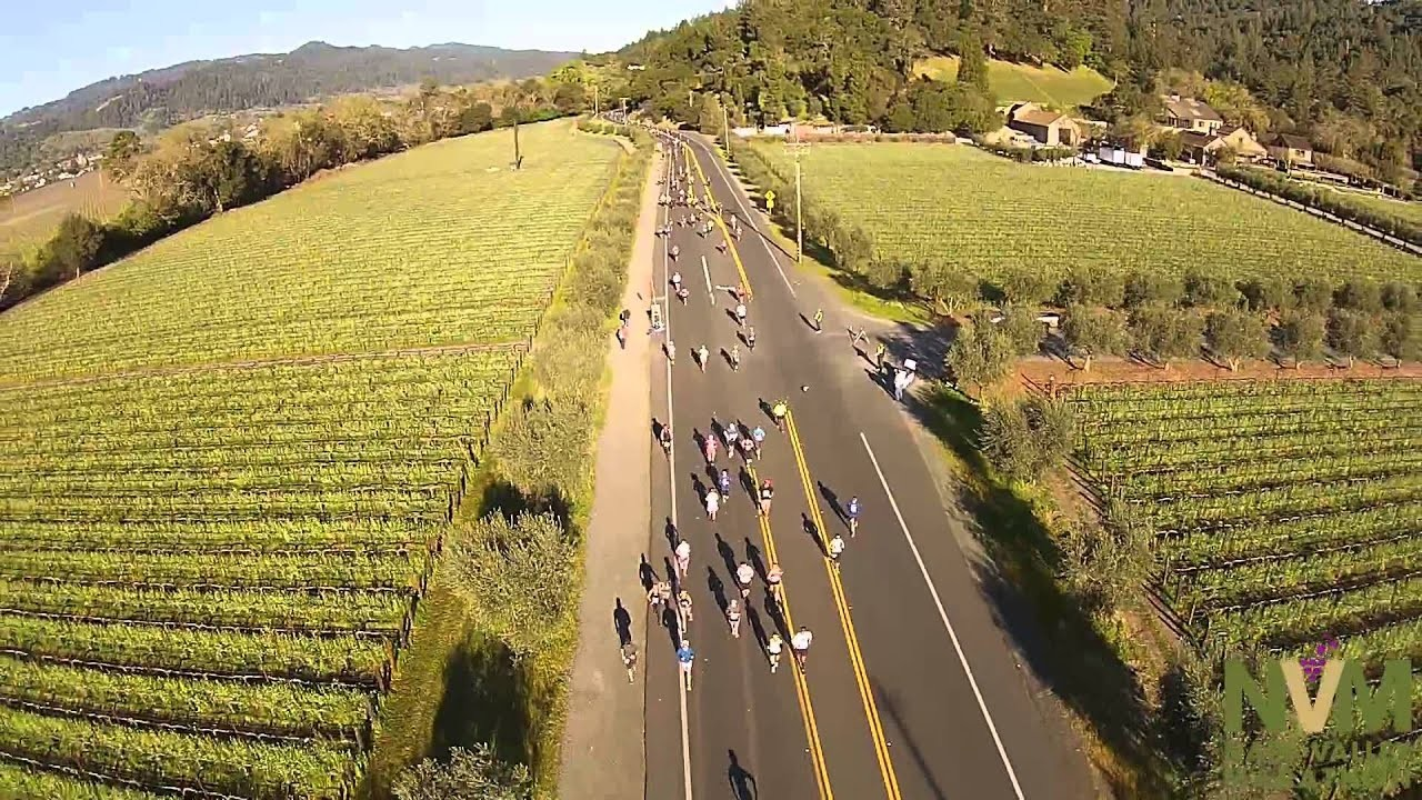 2021 Napa Valley Marathon has been cancelled due to the pandemic