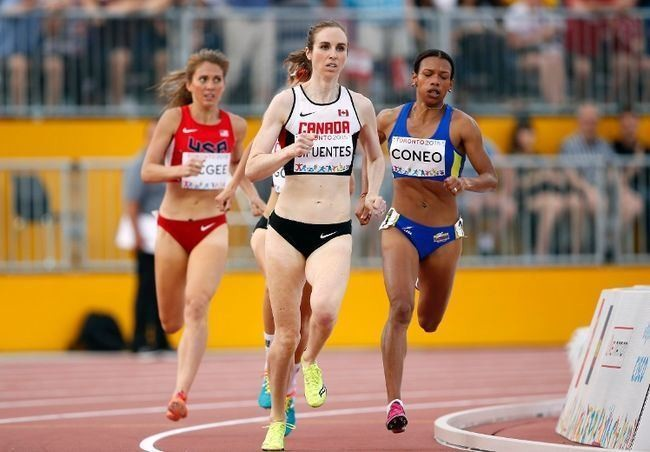 The Canadian indoor 1,500m record-holder and Pan Am silver medallist, Nicole Sifuentes has decided at 32 to hang up her spikes