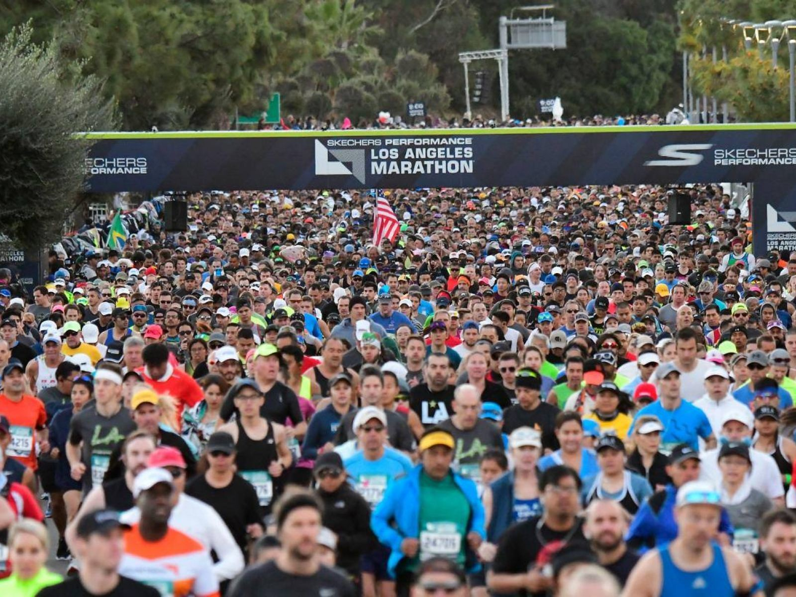 The 35th Annual Los Angeles Marathon will be the biggest field ever