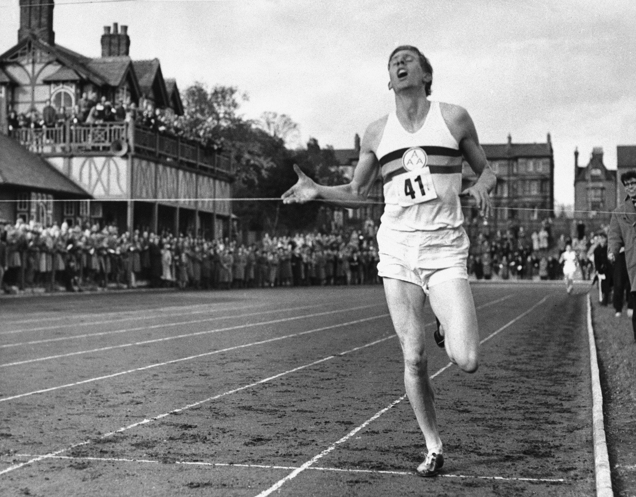 Roger Bannister's achievement transcended sport, let alone athletics says Seb Coe