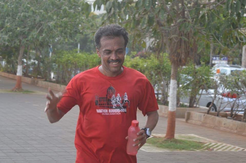 Global Run Challenge Profile: Ram Venkatraman talks about the running scene in India and how important running is to him