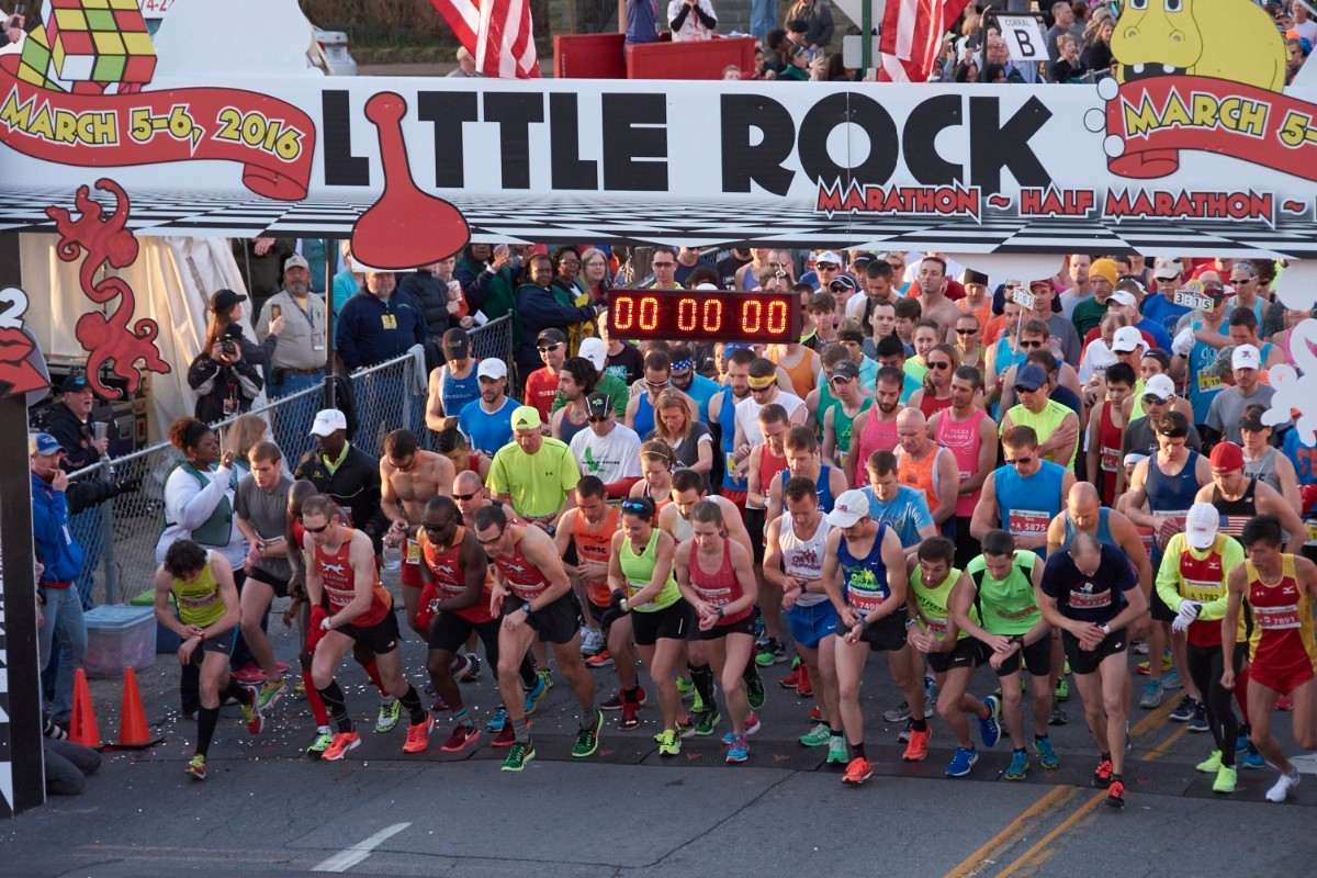 Little Rock Marathon Race directors announced today they will be hosting Black Marathoners Hall of Fame honorees