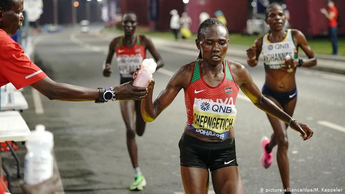 Ruth Chepng'etich believes lack of foreign fans at the upcoming Tokyo Olympics will affect many athletes' performances