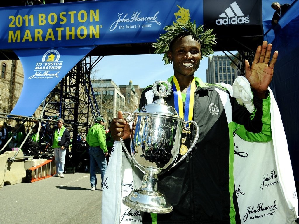 Why a World Record set in the Boston Marathon doesn't officially count