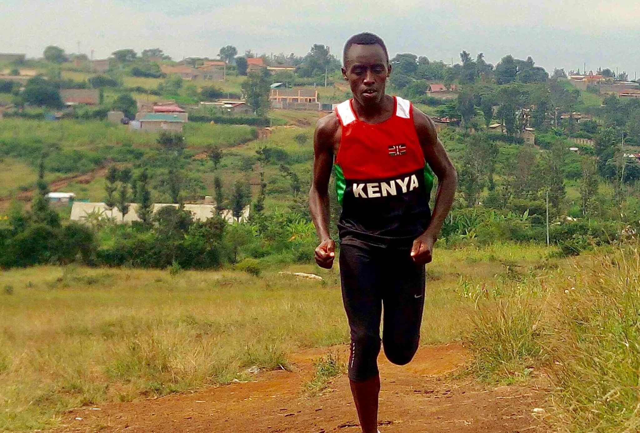 Global Run Challenge Profile: Willie Korir says of this challenge, It builds a strong bond and love for running around the Global