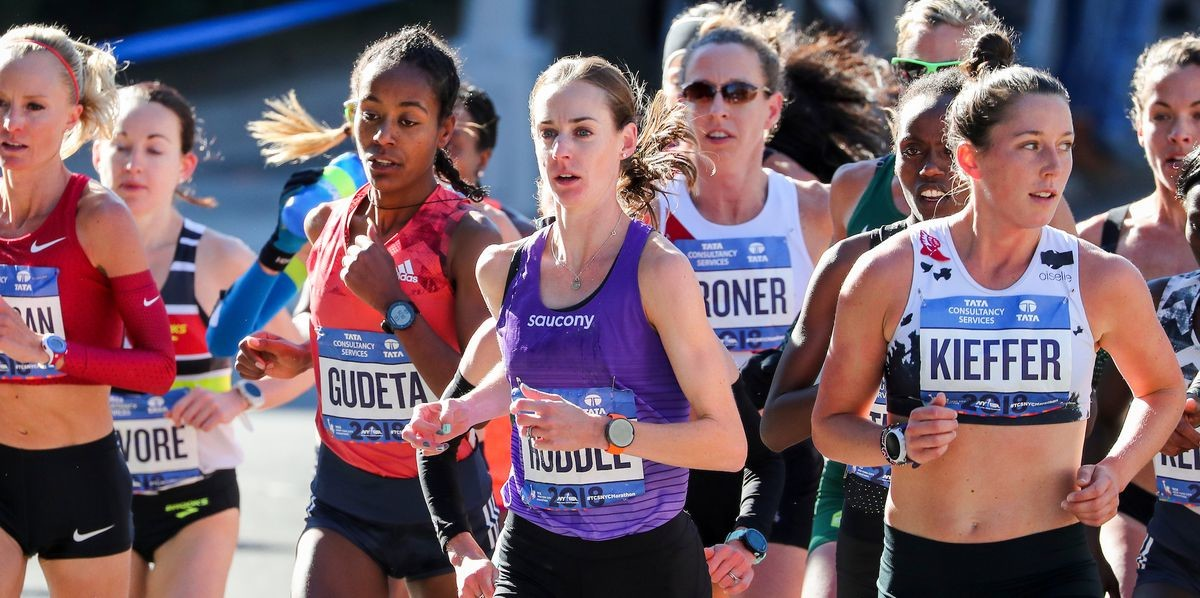 Molly Huddle is set for her London Marathon debut