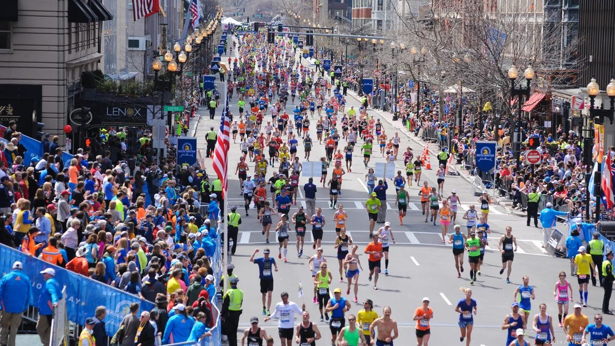 The Boston Marathon Is Just 100 Days From Now!
