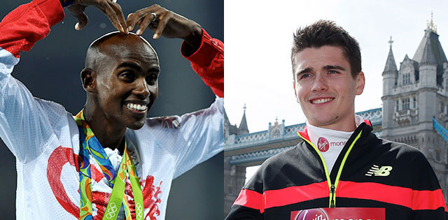 Sir Mo Farah and Callum Hawkins Set for Battle