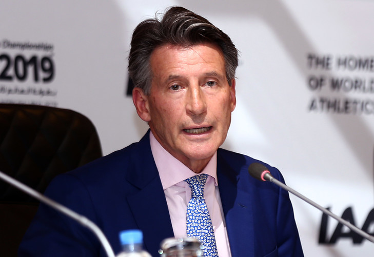 Sebastian Coe claims he went out of his way to keep competitive options open for differences in sexual development athletes