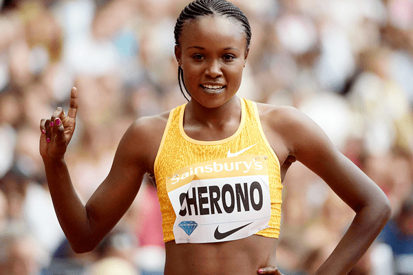 Kenyan´s Mercy Cherono is back from maternity leave and hopes to make Team Kenya from the World Championships