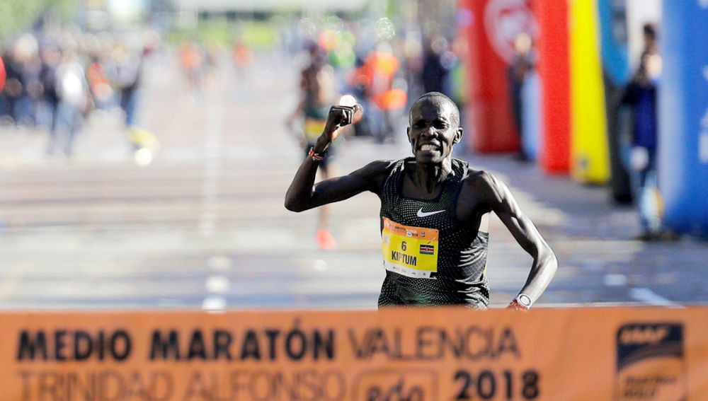 The new Half Marathon World Record holder Abraham Kiptum has shelved plans to compete at the Xiamen International Marathon in China