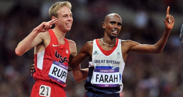 Potential showdown between Farah and Rupp at Chicago Marathon