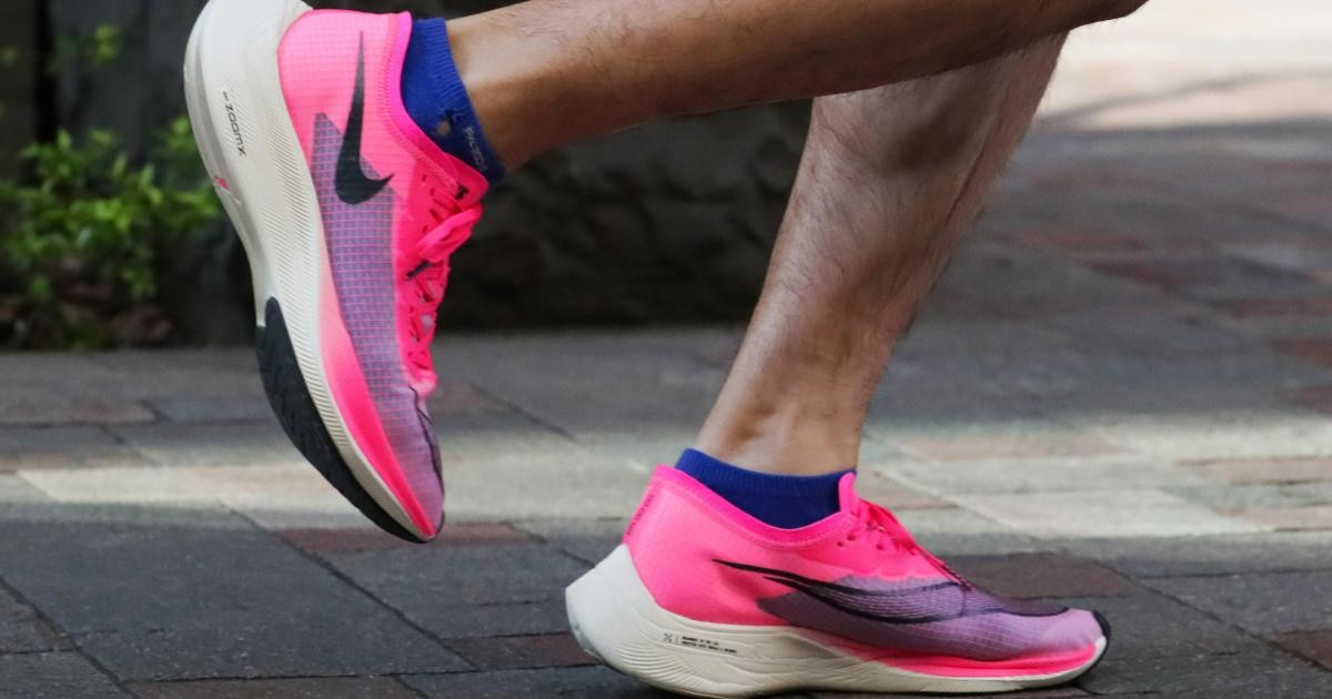 The World athletics updates on new shoe rules