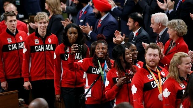 The Canadian Olympic committee and Own the Podium are looking to help fund a safe return to training for the country's elite athletes