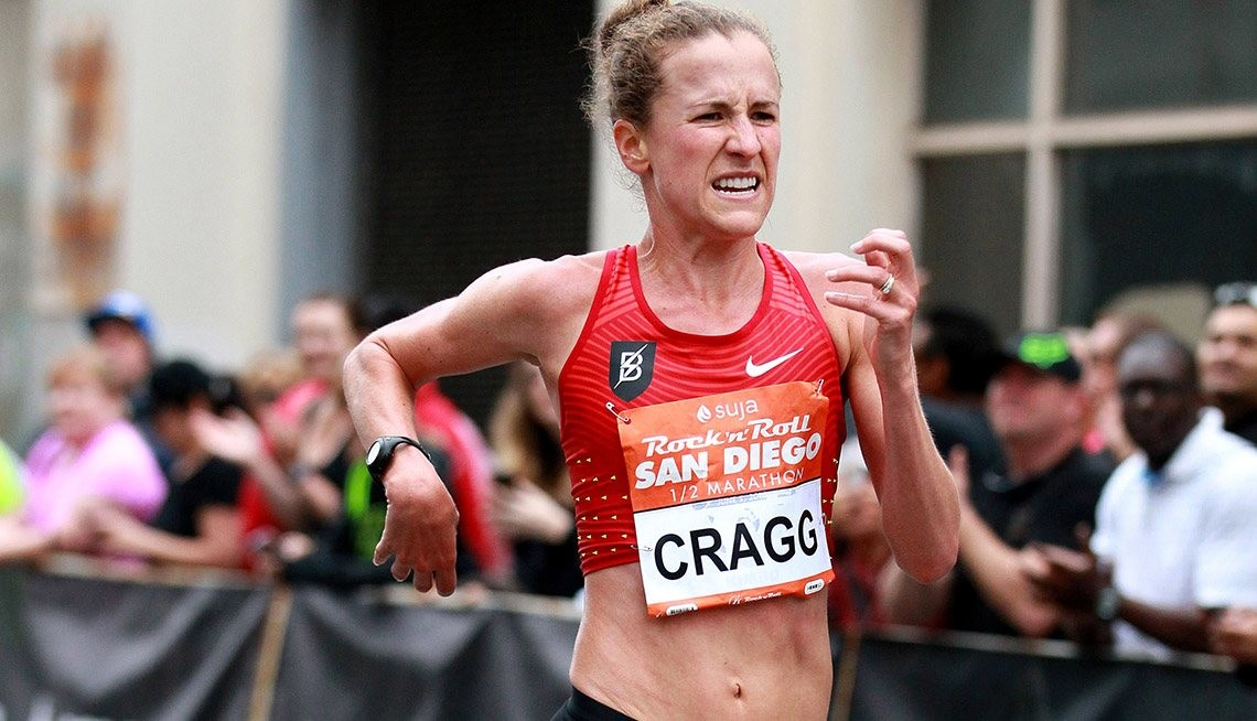 Amy Cragg has withdrawn from  the 2018 Chicago marathon