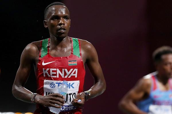 World marathon bronze medalist Amos Kipruto will be featured at the Tokyo Marathon on March 1 as part of his preparations for the 2020 Olympic Games
