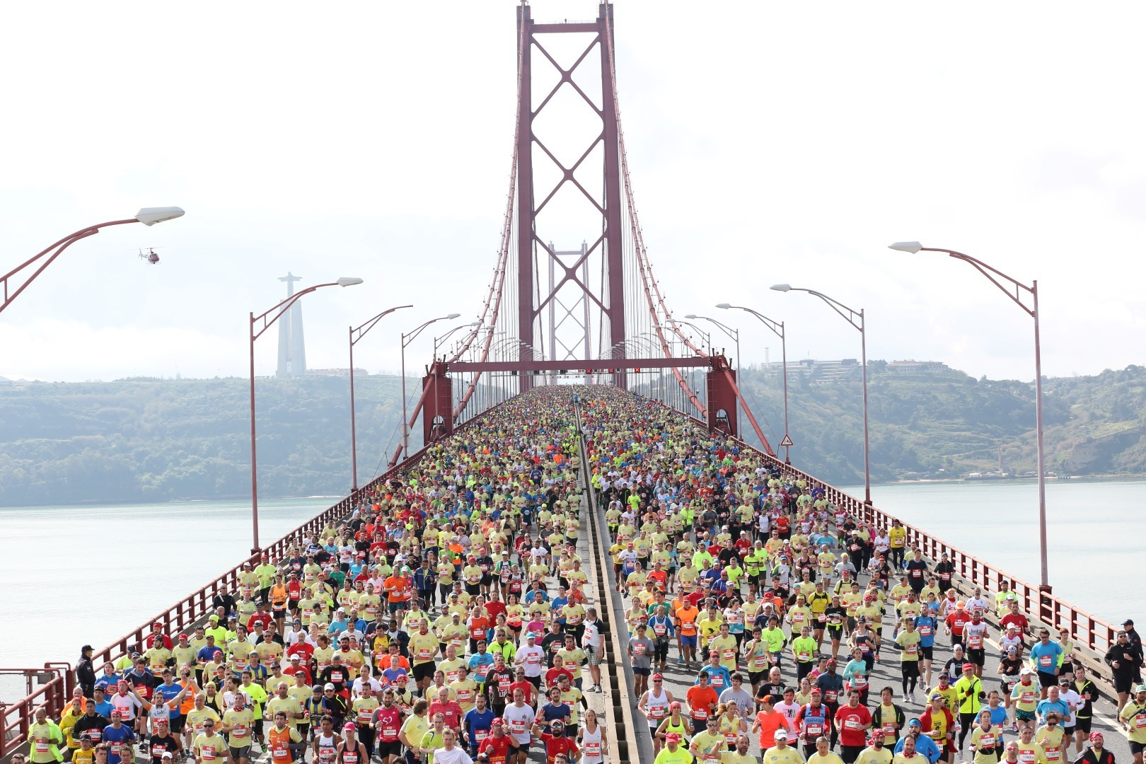 The Lisbon Half Marathon, originally scheduled for March 22, is now postponed to September 5 2020 due to coronavirus