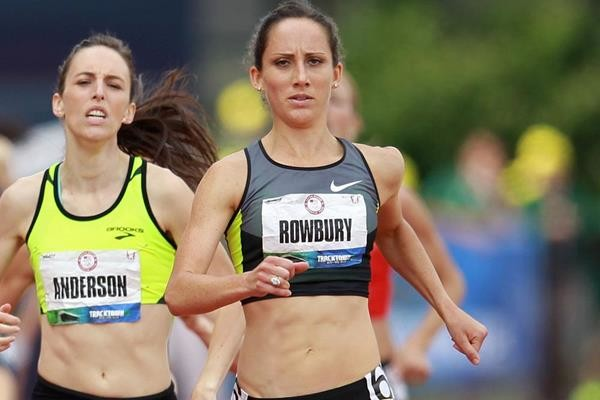 Shannon Rowbury just might make her fourth US Olympic Team post-pregnancy