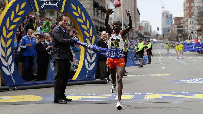 Past champions and sub 2:05 runners are set to headline the 2019 Boston Marathon