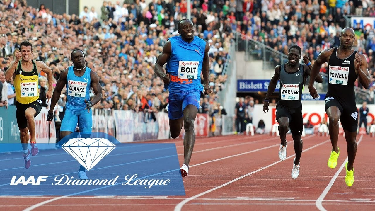Diamond League events in Paris and Eugene Oregon, cancelled due to the coronavirus pandemic