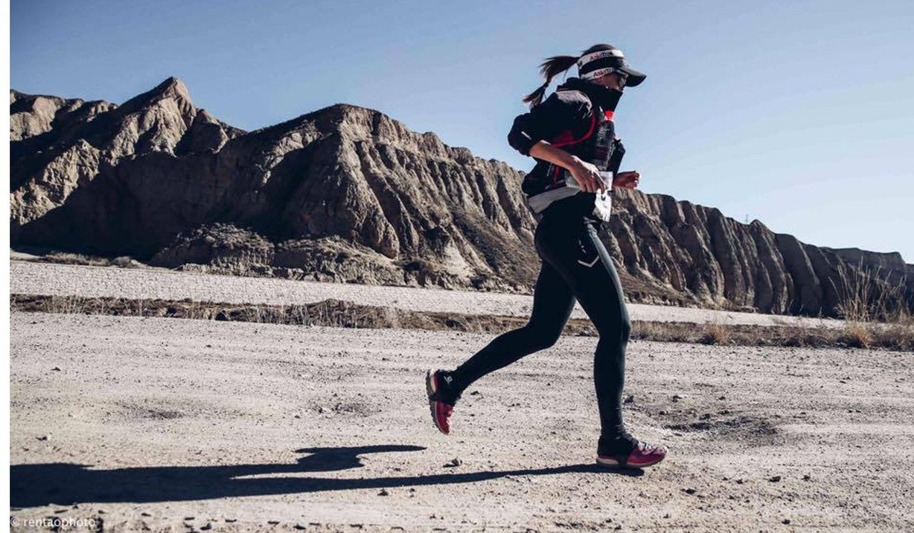 Nikki Han is the first woman to break 298km ultramarathon and she never thought about stopping