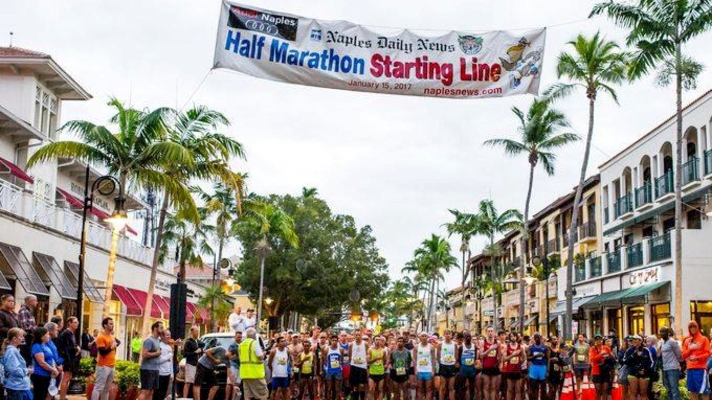 Naples Daily News Half Marathon is  ready for Sunday with COVID-19 protocols in place