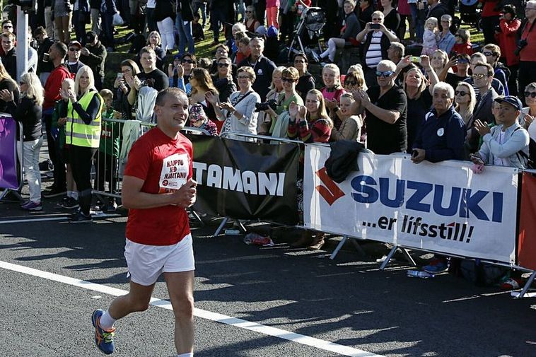 The president of Iceland, Jóhannesson is going to run the Reykjavik Half Marathon again
