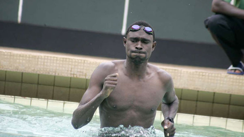 David Rudisha says that he is firmly on road to recovery