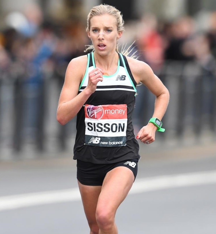 Emily Sisson withdraws from the NYRR New York Mini 10k