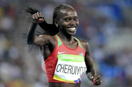Kenya's Vivian Cheruiyot wants to bow out on a high by winning gold in the marathon at 2020 Toyko Olympics Marathon
