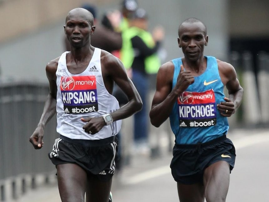 Wilson kipsang, Eliud Kipchoge and Zersenay Tadese will face off at BMW Berlin Marathon
