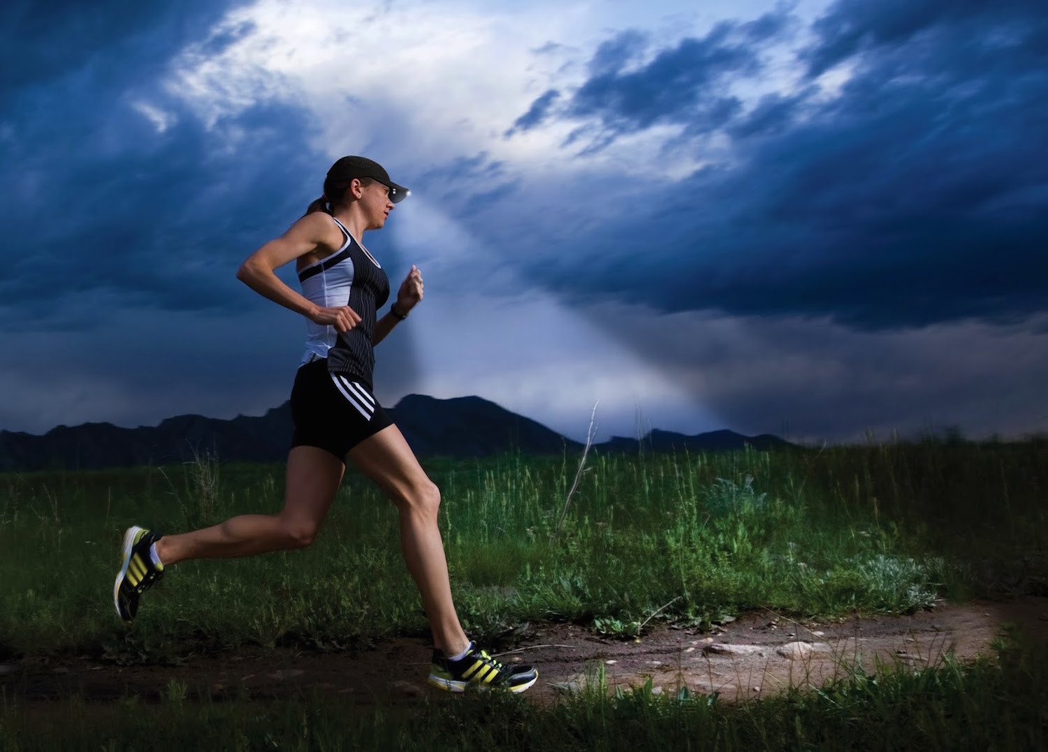 Could Running at Night Make You Faster?
