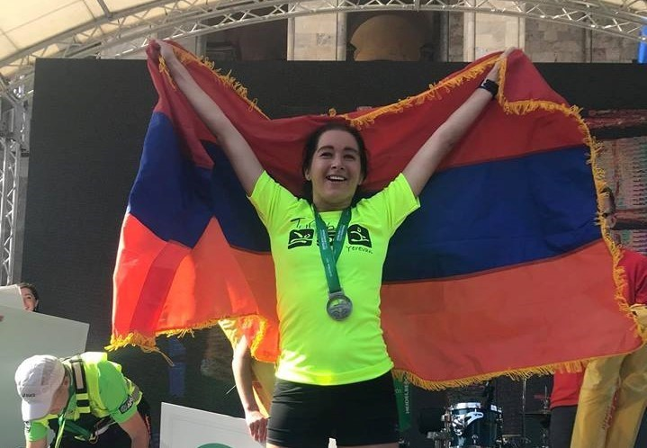 The Country of Armenia will be officially represented at Boston Marathon for the First Time