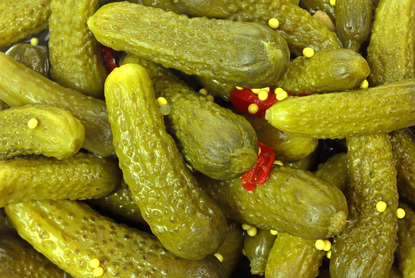 Maybe including pickles and pickle juice in your daily diet will help you as a runner?
