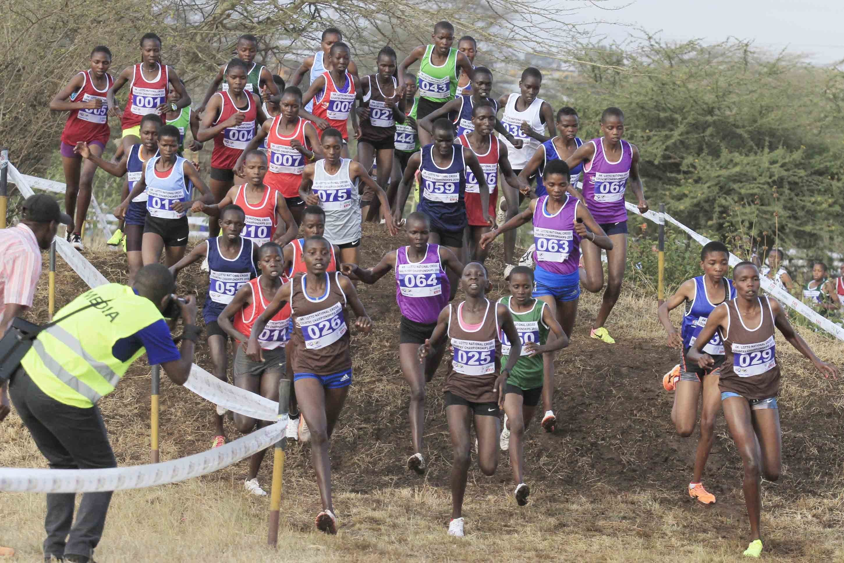 Cross-Country is making its debut at the Buenos Aires 2018 Youth Olympic Games
